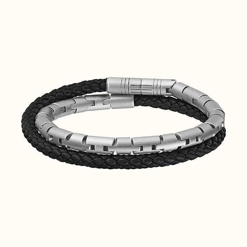 zoom image, H Articule Double Tour bracelet