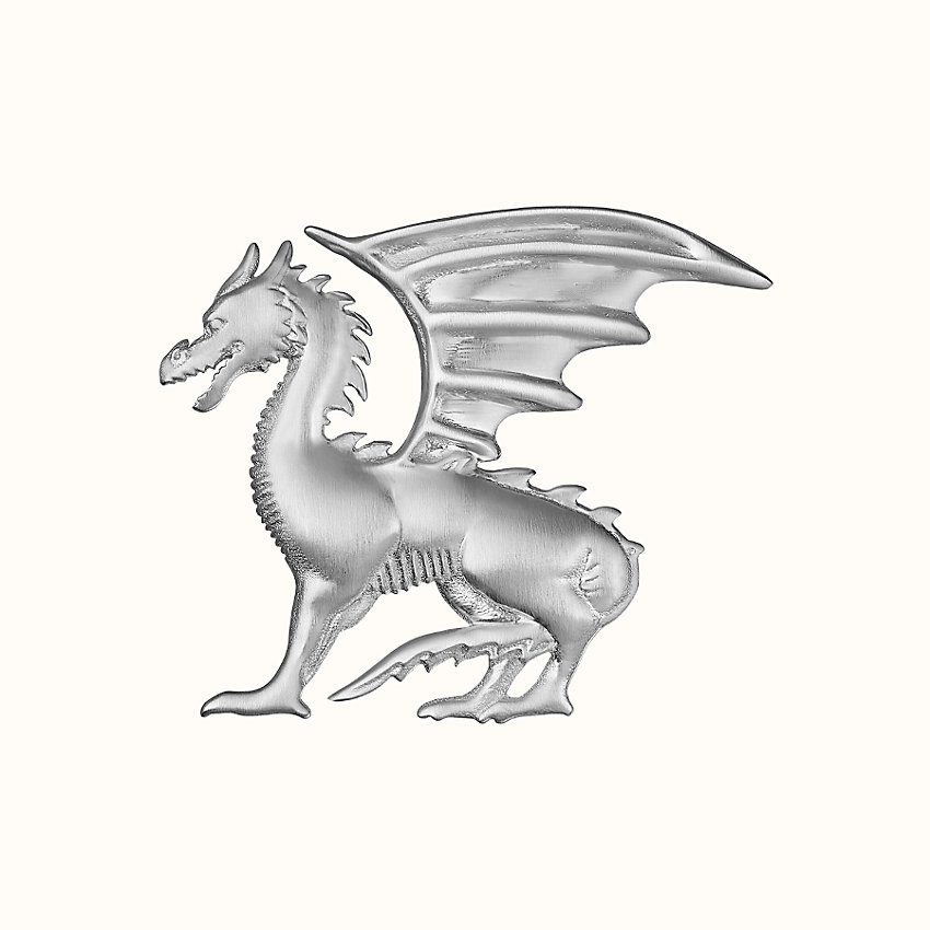 zoom image, Talismans Dragon Aile badge