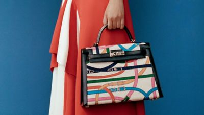 At Hermès Every Piece Has A Name But Some Baptisms Are More Memorable Than Others The Yet To Be Named Kelly Was Around For Long Time Before Stepping