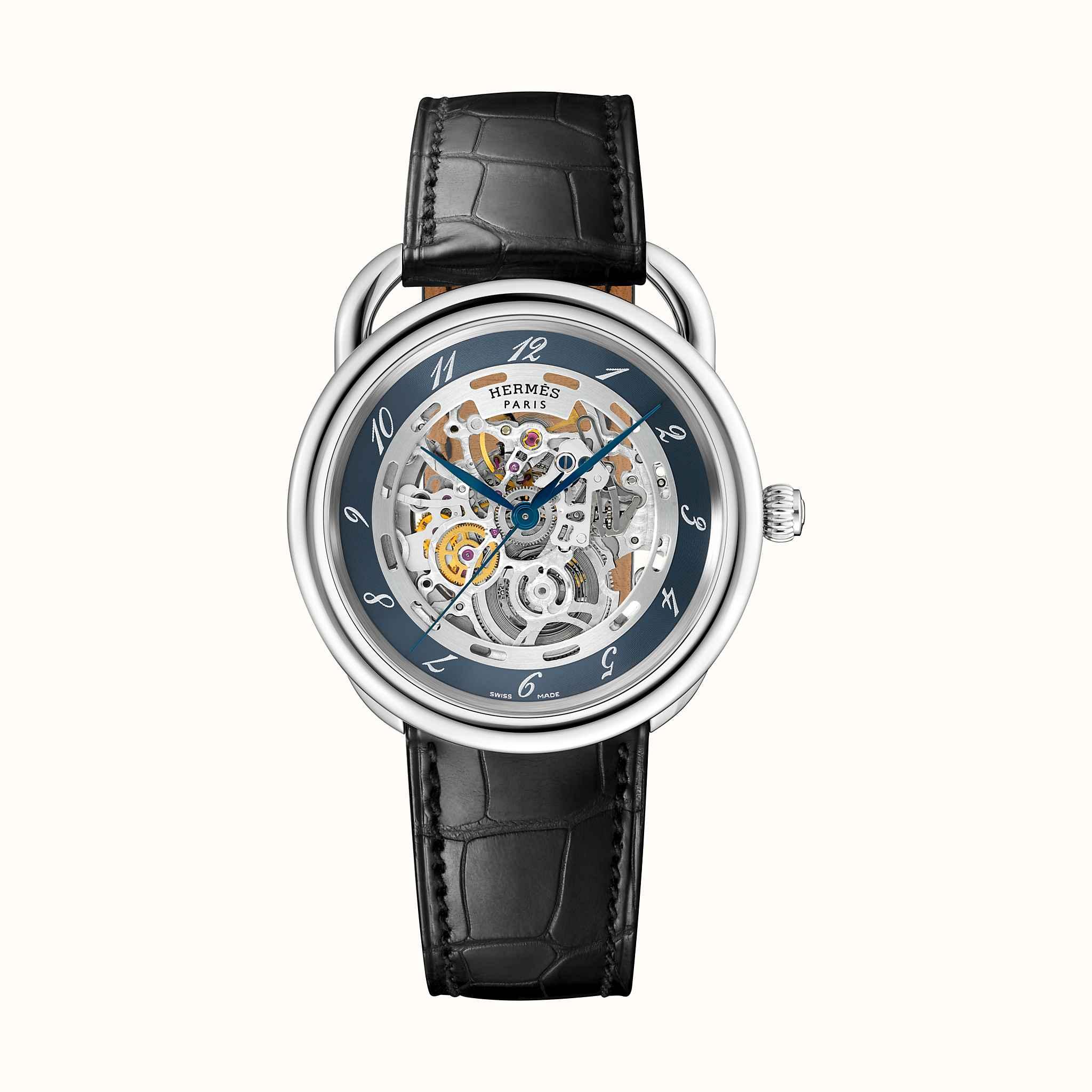 huge discount fb415 54f6c 腕時計 《アルソー》 スケルトン 41 mm