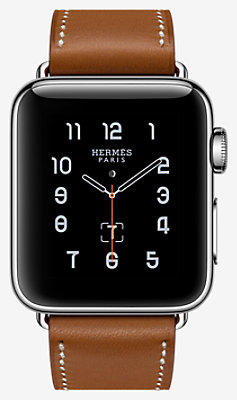 Apple Watch Hermes  Single Tour 38 mm -