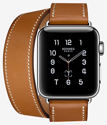 Apple Watch Hermes  Double Tour 38 mm -