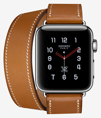 Apple Watch Hermès Double Tour 38 mm -
