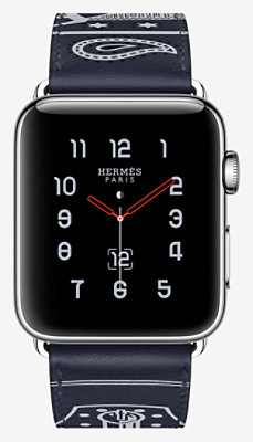 Apple Watch Hermès Series 3 Single Tour 42 mm -