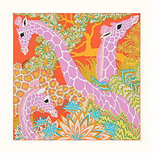 The Three Graces scarf 90