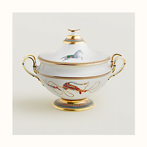 Cheval d'Orient soup tureen