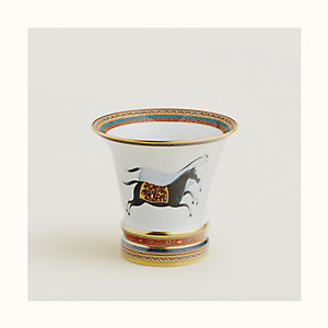 Cheval d'Orient vase, small model
