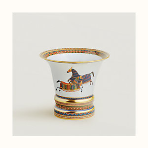 Cheval d'Orient vase, large model