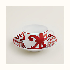 Balcon du Guadalquivir breakfast cup and saucer