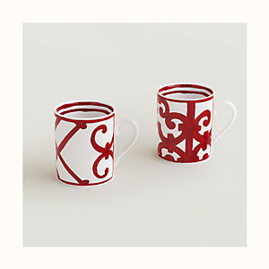Balcon du Guadalquivir set of 2 mugs