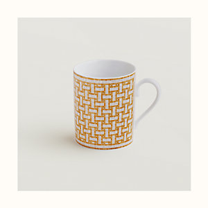 Mosaique au 24 gold mug