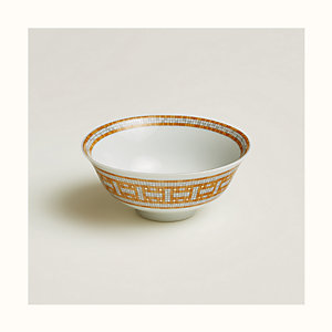 Mosaique au 24 gold soup bowl