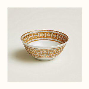 Mosaique au 24 gold rice bowl