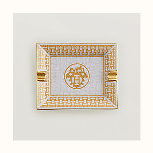 Mosaique au 24 gold ashtray