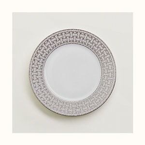 Mosaique au 24 platinum dinner plate