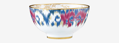 Voyage en Ikat bowl, large model -