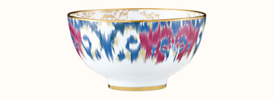 Voyage en Ikat bowl, large model