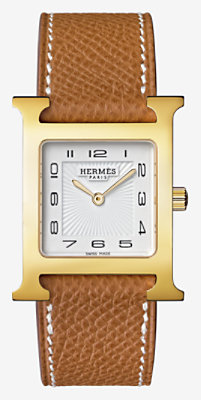 Heure H watch, 26 x 26 mm -