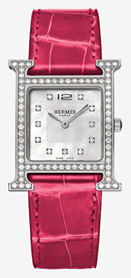 Heure H watch, 26 x 26 mm - W036819WW00