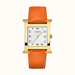 Heure H watch, 30.5 x 30.5 mm