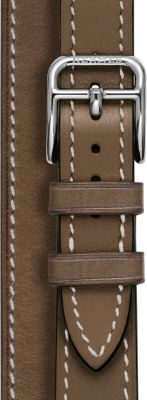 Cape Cod Watch Strap Double Tour, 23 x 23 mm, long