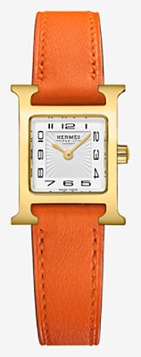 Heure H watch, very small model 17.2 x 17.2 -