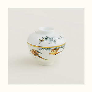 Carnets d'Equateur sugar bowl