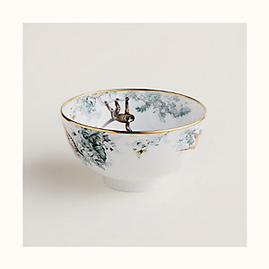 Carnets d'Equateur bowl, large model