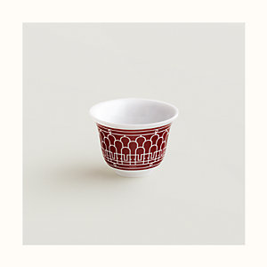 H Deco rouge cup, mini model