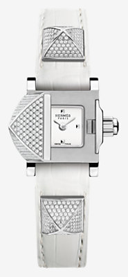 Medor watch, very small model 16 x 16 mm -