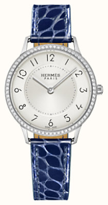Slim d'Hermes watch, 32 mm