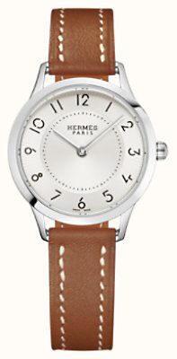 Montre Slim d'Hermès, 25 mm