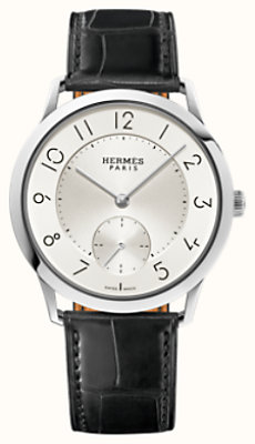 Montre Slim d'Hermès, 39,5 mm