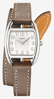 Cape Cod Tonneau watch, small model 26.8 x 24 mm -