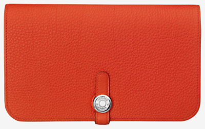 Dogon Duo Combined wallet, large model -