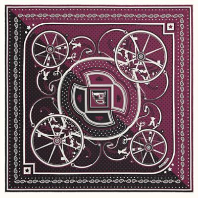 Washington's Carriage Cut bandana 55