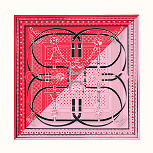 Carré 70 Grand Manège Bandana Love