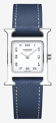 Heure H watch, small model 21 x 21 mm -