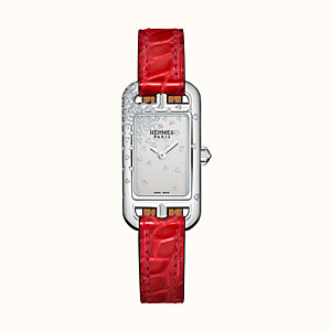 Nantucket Jete de diamants watch, 17 x 23 mm