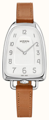 Galop d'Hermes watch, 40.8 x 26 mm