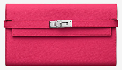 Kelly Classic wallet, medium model -