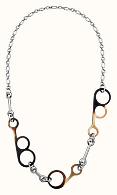 Rhapsody long necklace