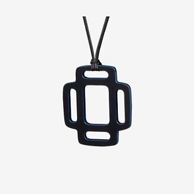 Rythme pendant, large model -