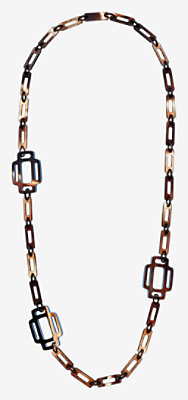 Rhythm long necklace -