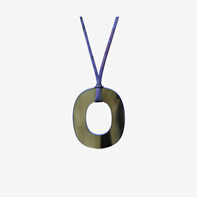 Dip Dye pendant, small model -