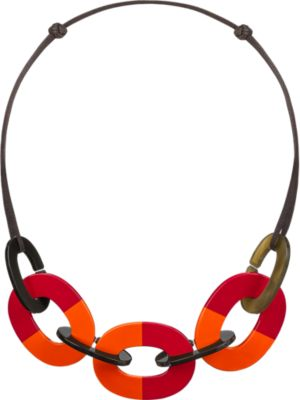 Collier Karamba colorblock