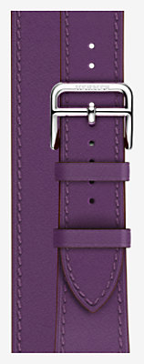 Armband Apple Watch Hermès Double Tour 38 mm -