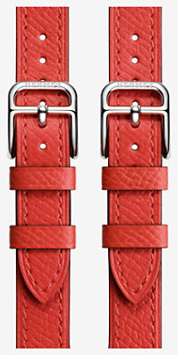 Apple Watch Hermes Strap Double Buckle Cuff  38 mm -