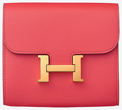 Constance compact wallet, small model -