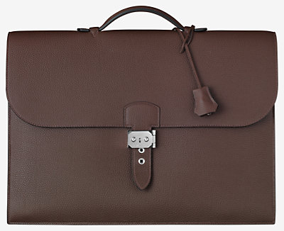 Sac a Depeches 41 briefcase, large model -